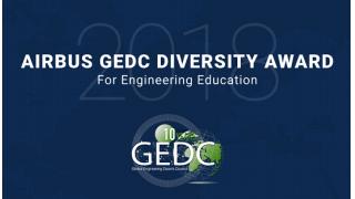 Chamada para Candidaturas ao Prémio Diversidade Airbus GEDC 2018 de Engenharia