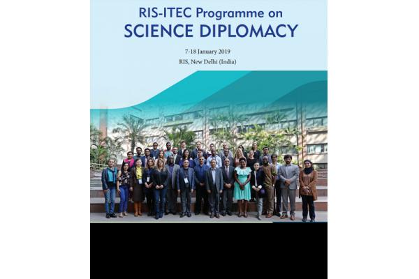 Oportunidade: Bolsas para o Curso de Diplomacia da Ciência