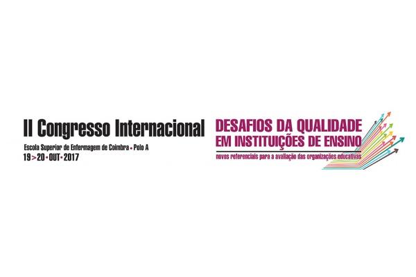 II Congresso Internacional – Desafios da Qualidade em Instituições de Ensino Superior.