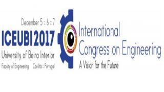 Submissão de Artigos para o Congresso Internacional de Engenharia – Vision for the Future ICEUBI2017