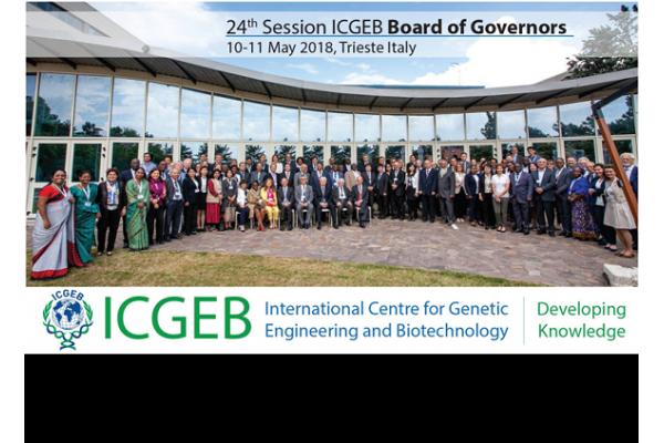 Angola Participa na 24ª Sessão do Conselho de Governadores do Centro Internacional para Engenharia Genética e Biotecnologia - ICGEB