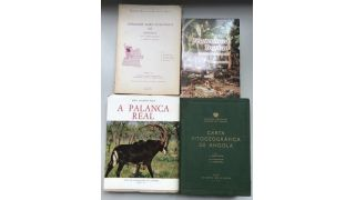 Arquivo Histórico Nacional de Angola recebe literatura técnico-científica recuperada em Portugal em 2012