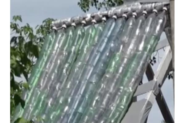 Energia Solar a Partir de Material Reciclável