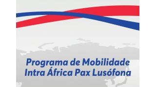 Candidate-se ao Programa de Mobilidade (bolsas) Intra-África Pax Lusófona