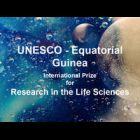 Candidaturas ao Prémio Internacional UNESCO - Guiné Equatorial para a Investigação em Ciências da Vida