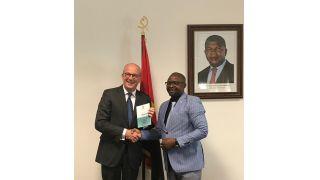 Angola e Países Baixos reafirmam Cooperação para a Implementação de um Ecossistema de Inovação e Empreendedorismo no Ensino Superior em Angola