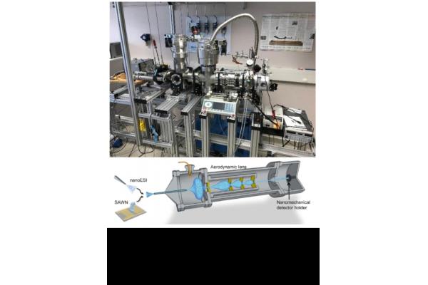 Já é possível medir a massa de objectos nanométricos com recurso a nano-balança