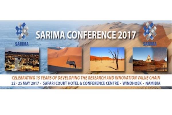Chamada de Resumos para a Conferência SARIMA 2017