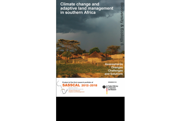 "Conheça o livro ""Climate change and adaptive land management in Southern Africa""."
